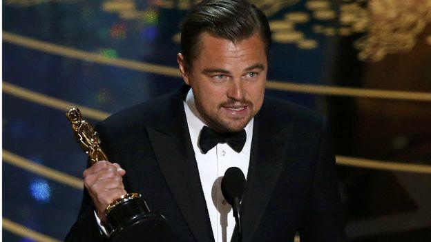 Oscar ödülleri En Iyi Film Spotlight En Iyi Erkek Oyuncu Dicaprio