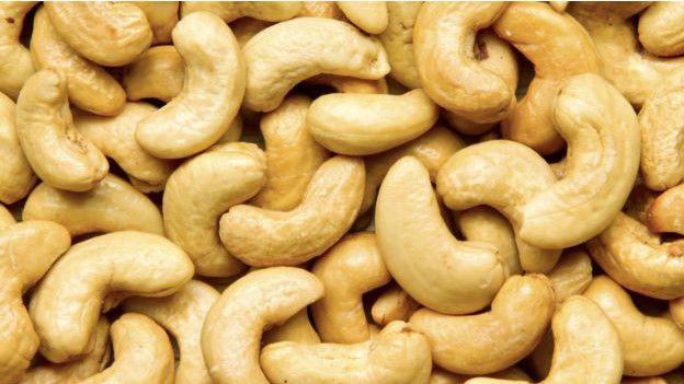 орешки кэшью