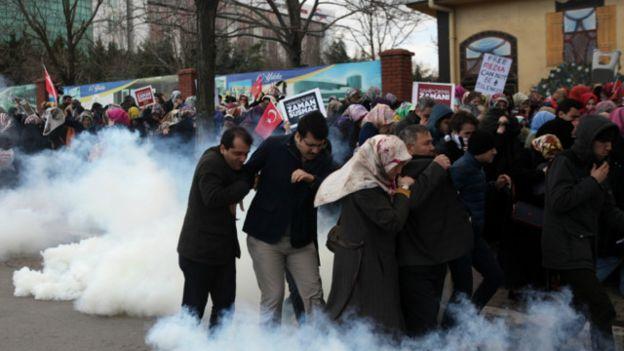 İstanbul Başsavcılığı: Polis Zamana orantılı müdahale etti