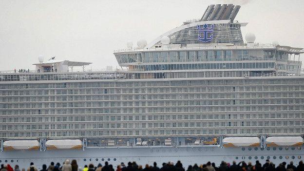 Harmony of the Seas: así es el crucero más grande del mundo