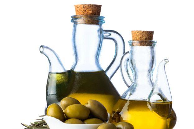 Aceite de oliva virgen extra.