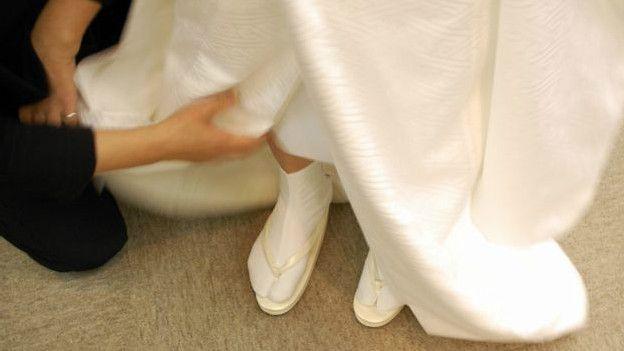 Trang điểm cô dâu Nhật Bản