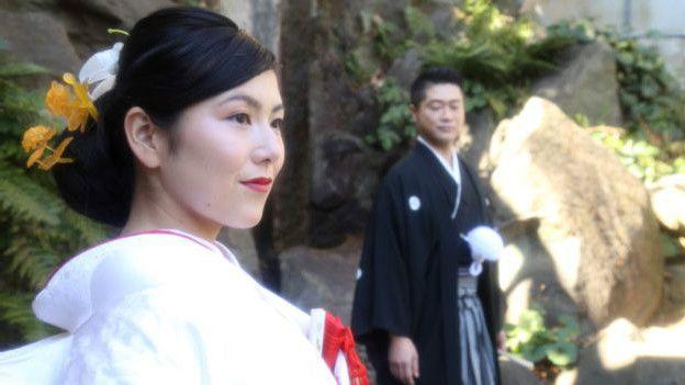 Cô dâu Nhật