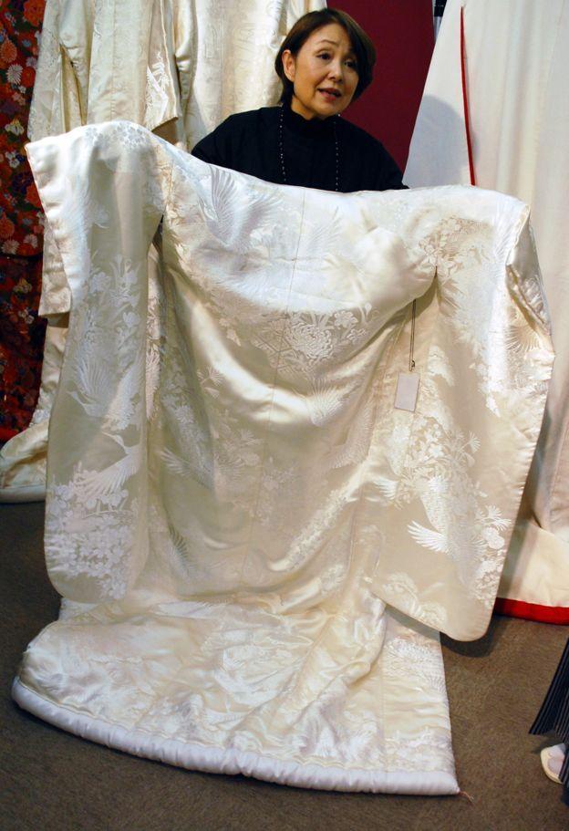 Áo cưới Nhật