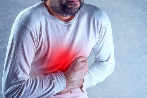 Cómo confundí un ataque al corazón con una indigestión - BBC News Mundo