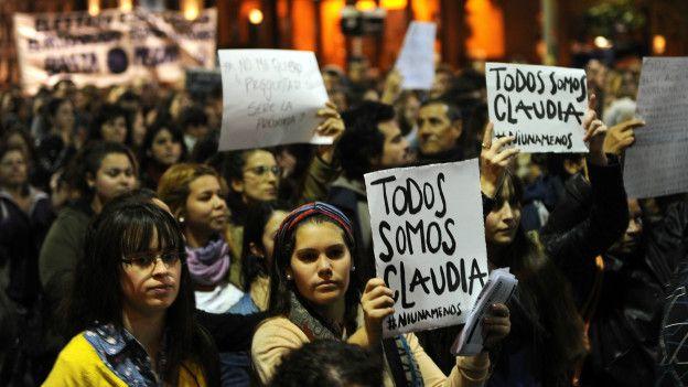 La movilización #NiUnaMenos tuvo lugar en varios países de América Latina, en 2015. Este viernes, se realiza la segunda edición de la convocatoria.