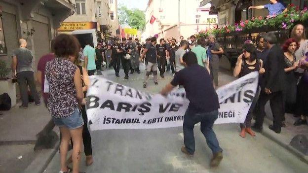 Kudüsteki LGBT Onur Yürüyüşünde 4 kişi bıçaklandı