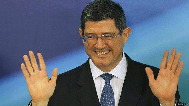 Joaquim Levy, próximo ministro brasileño de Hacienda.