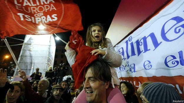 Seguidores Syriza