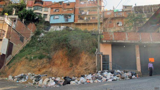 Esquina en Petare