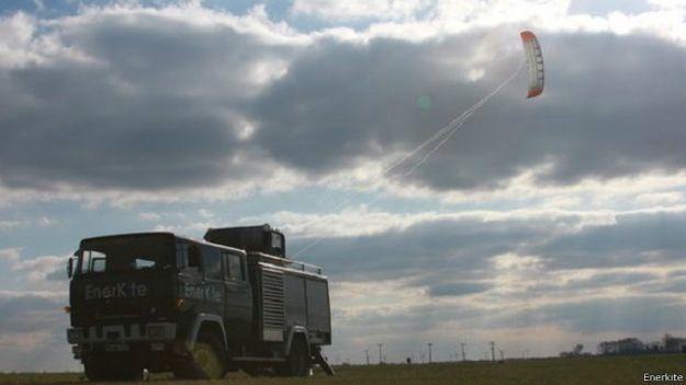 توربينات الرياح تنطلق للسماء بحثا عن المزيد من الطاقة