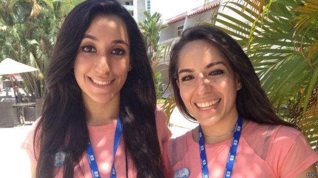 Francisca y Dalia Márquez