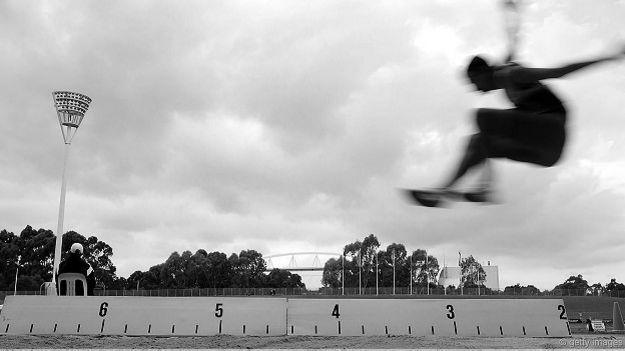 Прыжок в длину