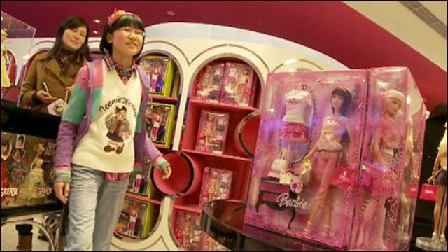 Магазин Барби