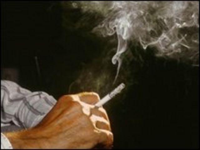 El primer cigarrillo, el más peligroso