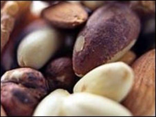 Las nueces ayudan a reducir el colesterol