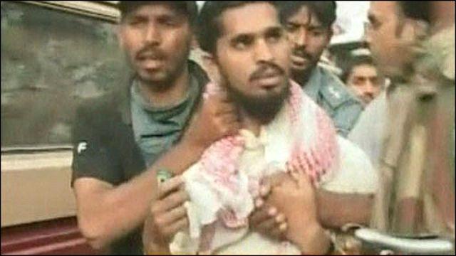 Участник нападения на мечети