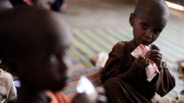聯合國呼籲捐款20億美元救助非洲飢民