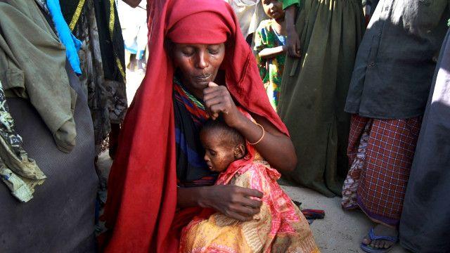 Somalia lack of rains