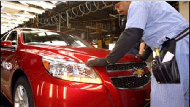 General Motors anuncia el retiro de 588.000 vehículos por falla mecánica