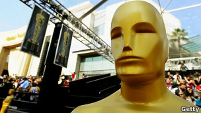 """¿Fue """"El Indio"""" Fernández el que sirvió de modelo para la estatuilla del Oscar?"""
