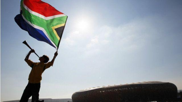 Nin ruxaya Calanka Koonfur Afrika