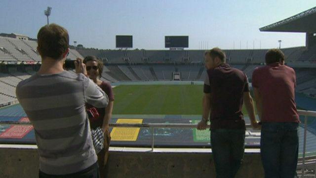 194f2b85c3 Veja como as Olimpíadas de 1992 mudaram a cara de Barcelona - BBC News  Brasil