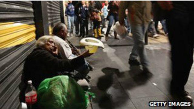Aumenta la pobreza en México