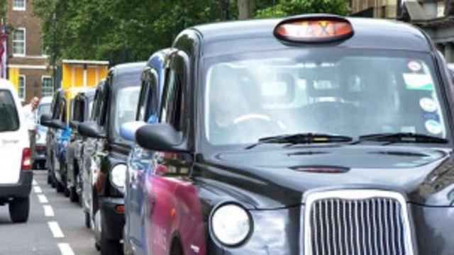 倫敦出租車「世界最佳」