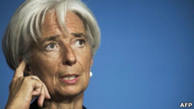 Directora del FMI comparece ante la justicia