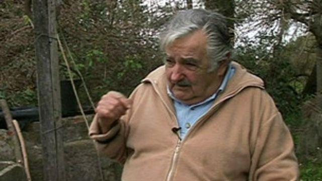 """Cómo vive José Mujica, el presidente """"más pobre del mundo"""""""