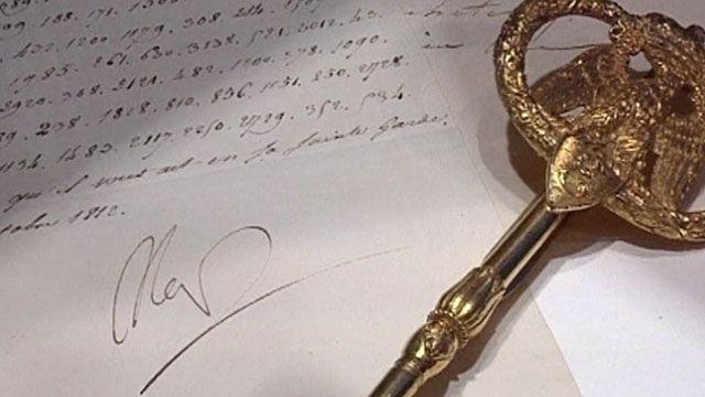 Письмо Наполеона