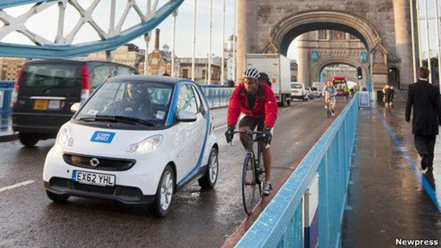 La movilidad inteligente invade las ciudades