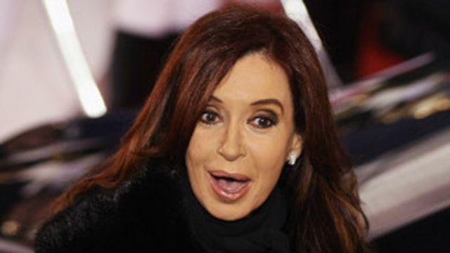 Cristina Fernández pide a Reino Unido que no use el conflicto del Atlántico Sur