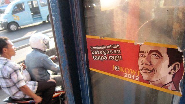 Poster Jokowi