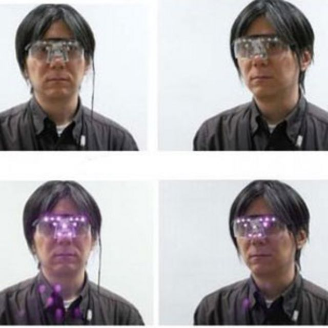 Crean lentes que impiden el reconocimiento facial