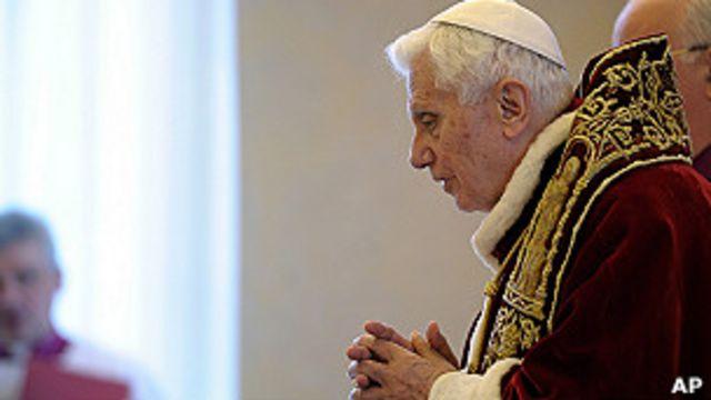 """Benedicto XVI: """"Nunca traté de encubrir"""" los abusos en la Iglesia"""