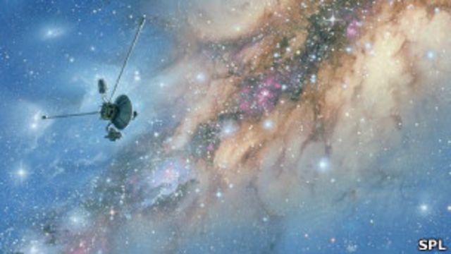 El ser humano deja atrás el Sistema Solar