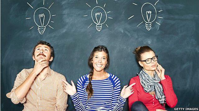 Cinco formas de aumentar la creatividad