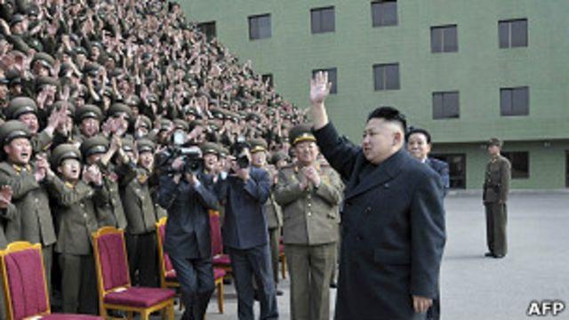 Coreia do Norte diz que vai fortalecer programa nuclear