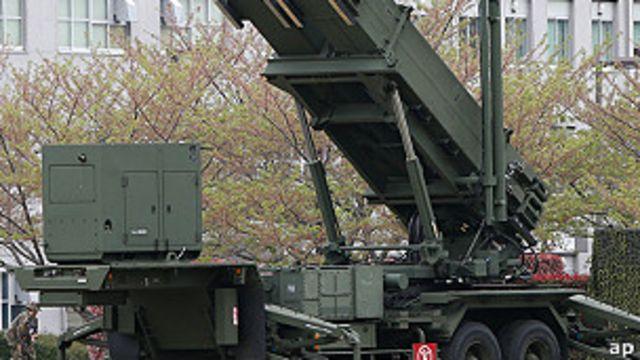 Japón despliega misiles en Tokio como precaución ante un ataque norcoreano