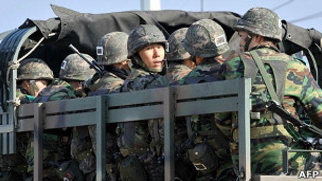 Corea del Sur eleva nivel de alerta por posible prueba de misil norcoreano