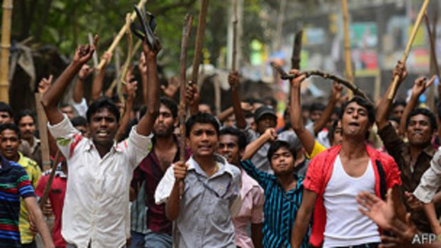 Por qué Walmart y Gap no firman acuerdo sobre industria textil en Bangladesh