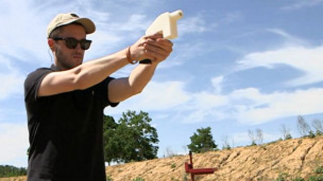 Las descargas de la pistola 3D superan las 100.000