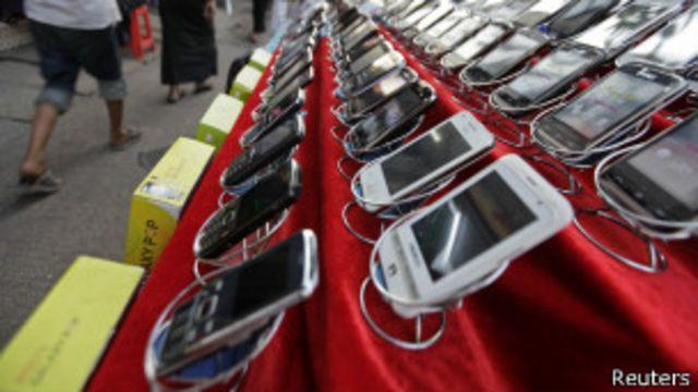Los celulares superarán en número a las personas en 2014