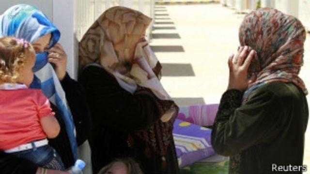 Refugiadas sírias são vendidas para ser noivas na Jordânia