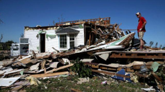 Tres cazatormentas fallecieron en tornados de Oklahoma