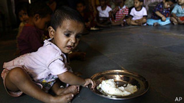 Desnutrición cuesta muy cara a la economía mundial
