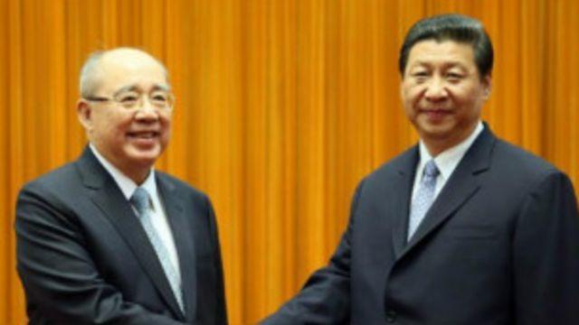 台灣來鴻:吳習會後的餘波
