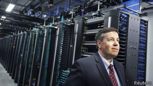 """Centros de datos """"verdes"""": Facebook toma la delantera"""